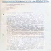 SZIT - Balatonfüredi Szolgáltató Ipartestület 1996