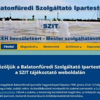 SZIT - Balatonfüredi Szolgáltató Ipartestület 2018